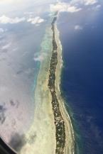Landing into Marshall Islands2