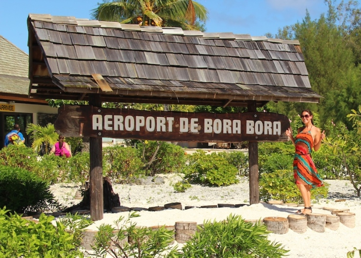 Welcome to Bora Bora