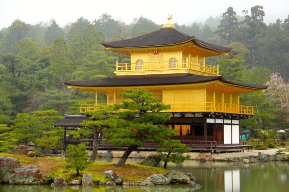 Kinkakuji Temple (The Golden Pavilon)