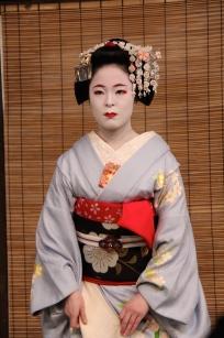 Tea ceremony at Miyako Odori