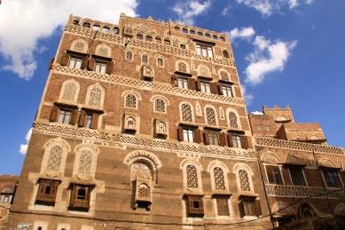 Typical Yemeni architecture