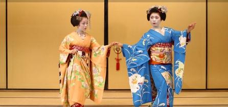 Miyako Odori performance
