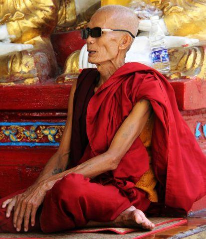 Stylish monk